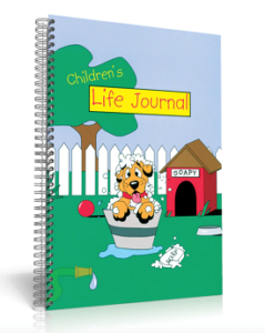 Child's journal