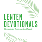 Lenten Devotional Graphic